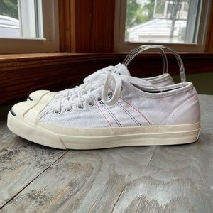 Jack Purcell Converse white canvas | M9.5 W11